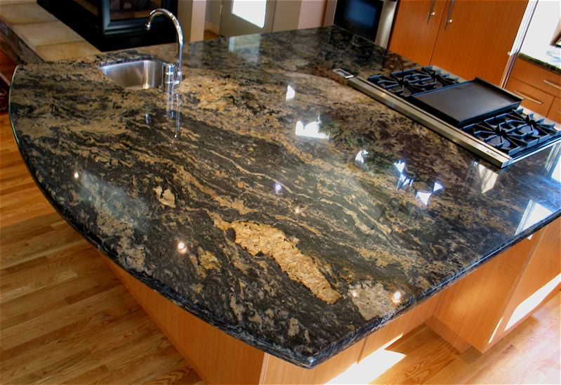 Bloomington 39 s choice for granite countertops for Photo de granite